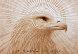 "A. Andrew Gonzalez, ""Eagle Spirit"""