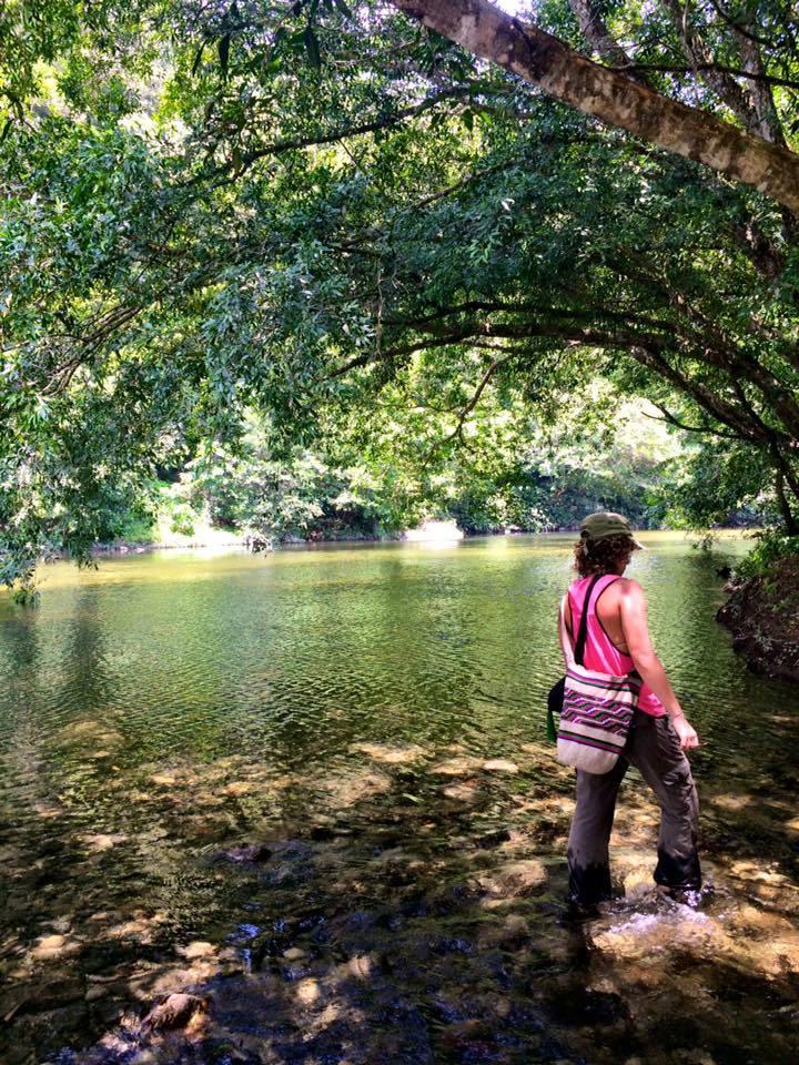 sierra nevad river